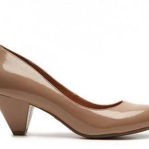 Zigisoho serenity pumps/dress shoes in nude